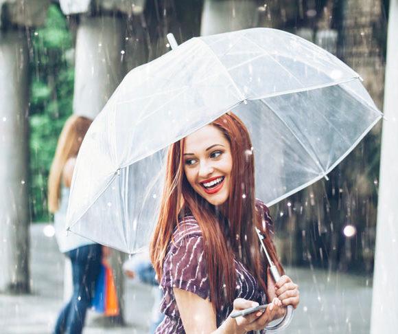 Come affrontare i giorni di pioggia
